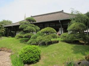 【J#11】回遊書の体験~浅草寺の伝法院庭園の拝観と共に