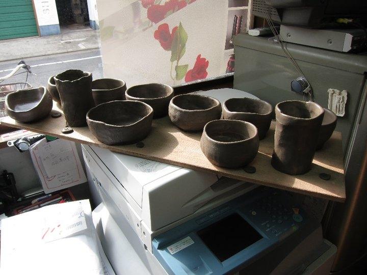 陶芸体験教室 20110123