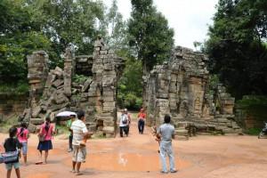 【W#28】カンボジア(3)〜タ・プローム遺跡