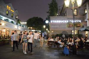 【W#17】上海と蘇州(1)〜wifiと中国版新幹線