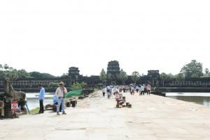 【W#27】カンボジア(2)〜アンコールワット