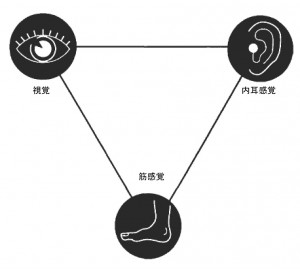 3 system in the posture 2