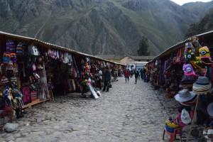 【W#85】ペルー(6)〜オリャンタイタンポと聖なる谷
