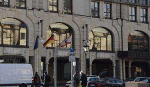 Flag for berlin