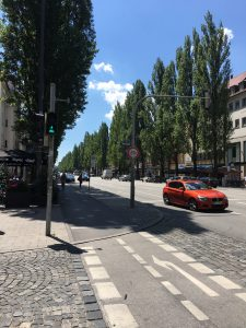 【W#175】ミュンヘン(14)〜夏の街並み、airbnbの体験、帰国