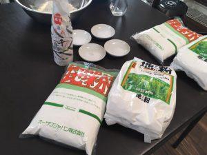 【N#2】地粉道場を開催して(1)〜小麦粉から手打ちうどんを作る