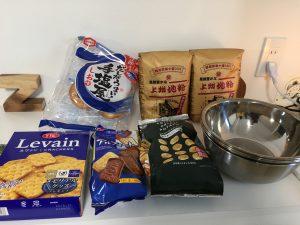 【N#4】地粉道場を開催して(2)〜小麦粉からパンケーキを作る