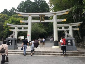 【J#55】秩父三社(1)〜三峯神社へのアクセスと境内を散策して。