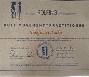 【RM#31】ヨーロッパのRolf Movement Practitionerまでの歩みについて〜認定までの道のり